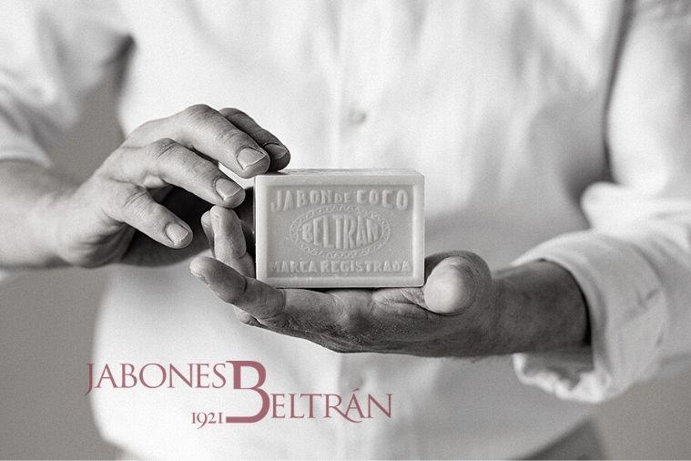 El jabón Beltrán cumple 100 años de historia