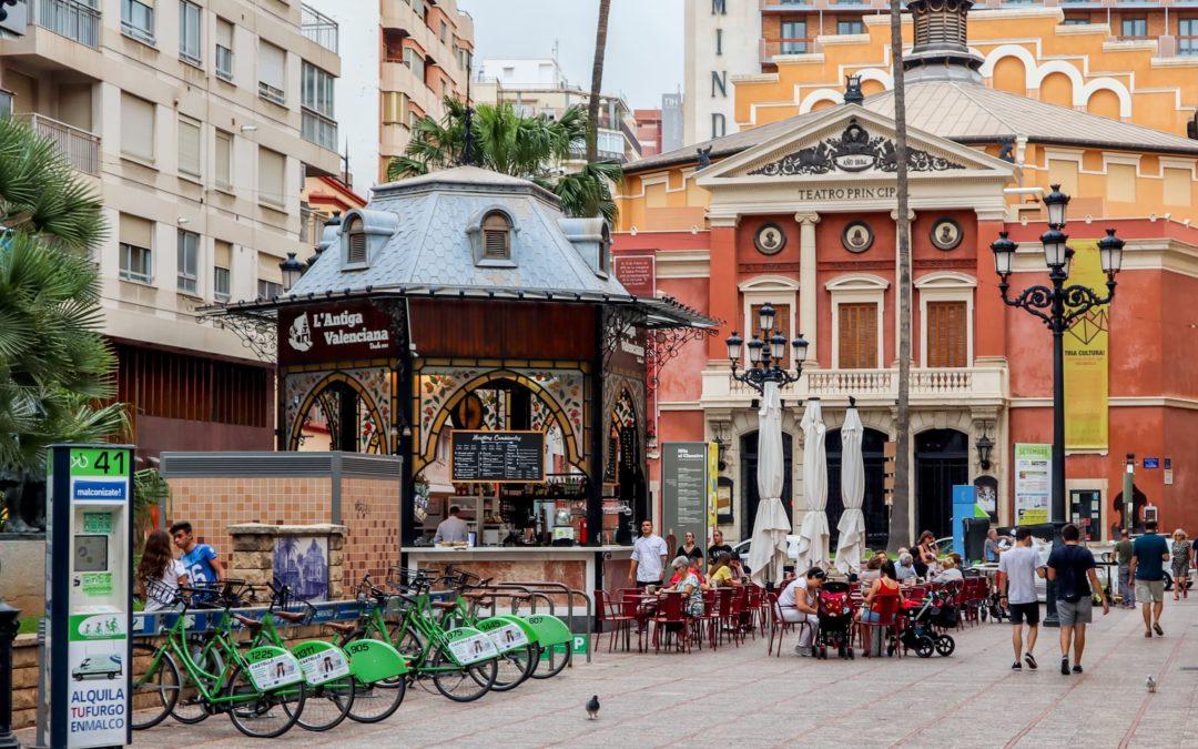 El comercio unificado en Castellón para la sostenibilidad