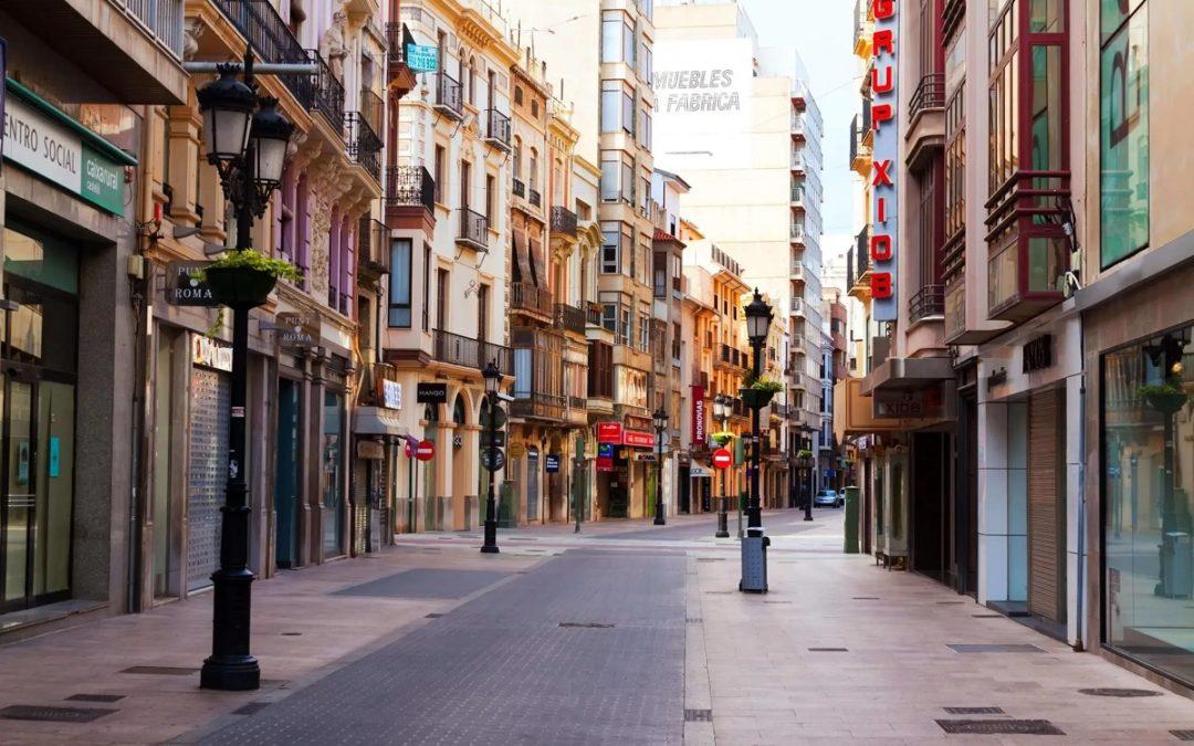 La Provincia de Castellón y el auge del negocio en internet