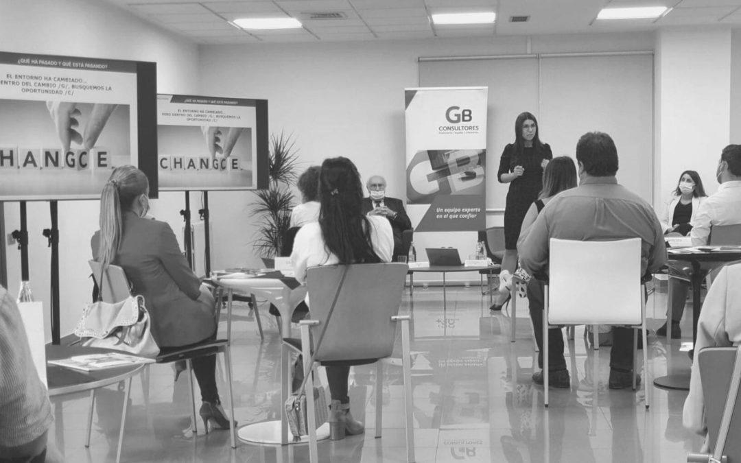 Desayuno Enactio: El futuro de la empresa familiar con GB Consultores